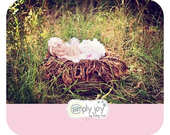 Large Nest for Photo Prop