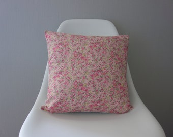 Liberty tatum, reversible Cushion cover, square 40 X 40