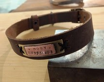 Cat Collar, Small Dog Collar! Leather collar, personalized, Handmade personalized pet collar ! A gift for your precious best friend!