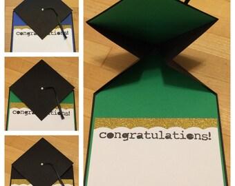 congratulations graduation customizable card