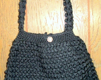 Bubble Stitch Purse