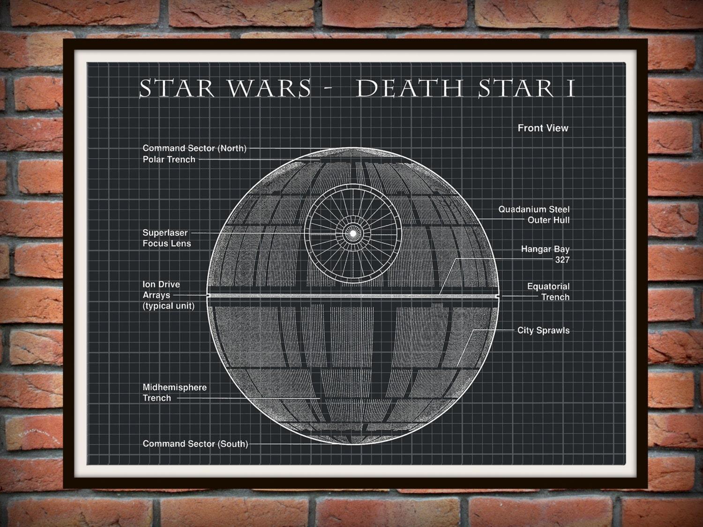 Star Wars Cad Drawings 79