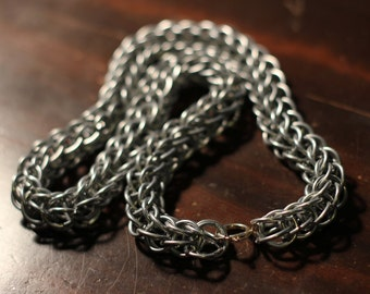 Chain-mail Necklace