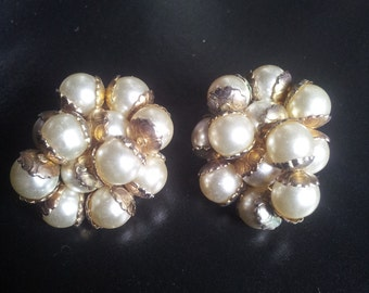 earring Pearl tweezers