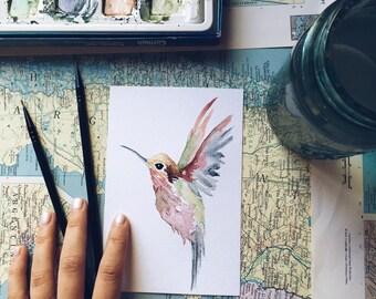 Hummingbird PRINT.