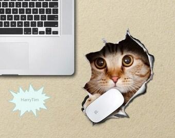 3D cat Mouse pad mouse mat mouse pads 3d mousepad