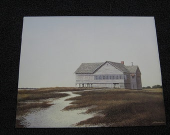 The Beach House from Jim Harrison