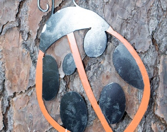 Ladybug // Metal Garden Art