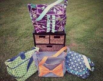 Price Reduced!! Custom Diaper Bag