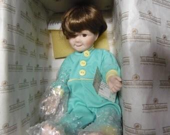 Ashton Drake Just putting it back doll