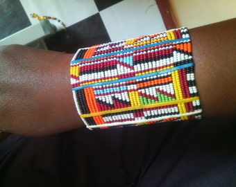 traditional maasai bracelet