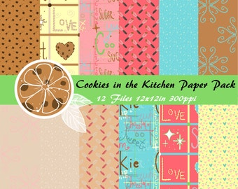50% OFF Cookies in the Kitchen Paper Pack