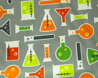 Patchwork fabric - laboratory