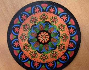 """8"""" Mandala Wall Art - """"Emma"""""""