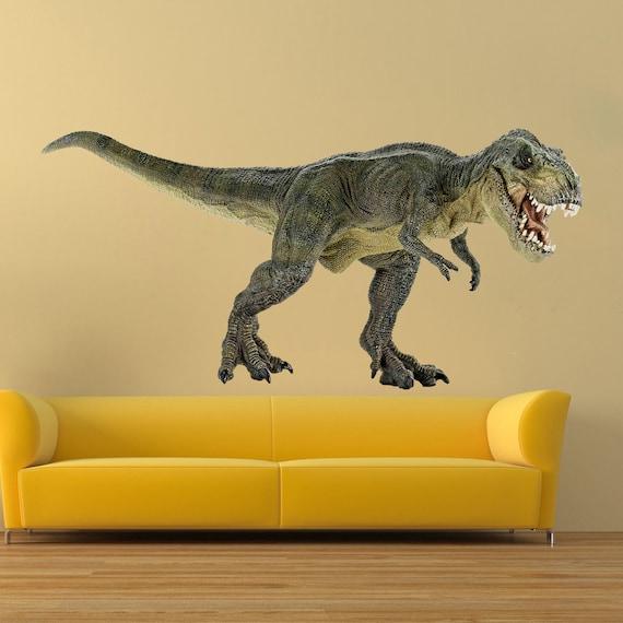 dinosaur wall decal dinosaur wall mural kids jurassic wall