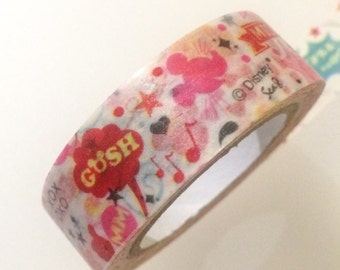 Disney Washi Tape - Mickey Mouse and Friends