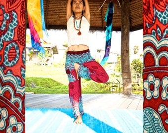 Bohemian Pants // Harem Pants // Music Festival Clothing // Hippie Pants // Yoga Pants // Meditation Pants // Music Festival Clothing