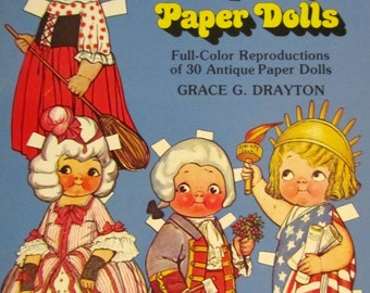 More Dolly Dingle Paper Dolls