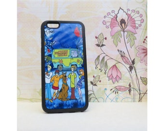 Scooby Doo #1 - Rubber iPhone Case