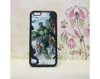 The Hulk #1 - Rubber iPhone Case
