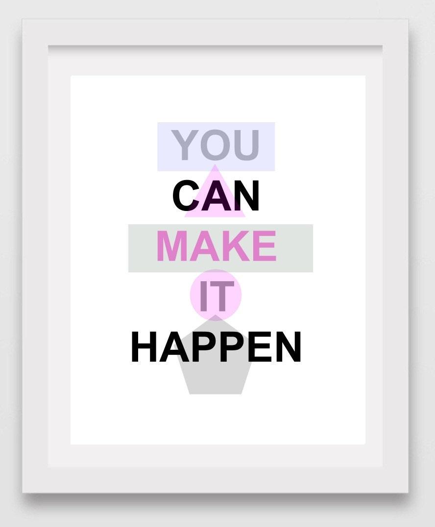 Printable Art Inspirational Print You Can Make by ...