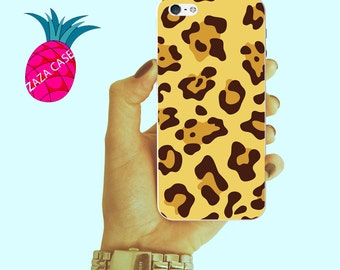 Leopard Iphone case Iphone 6 case Iphone 6 plus case Iphone 5 case Iphone 5c case Iphone 5s case Iphone 4 case Iphone 4s case cover cases