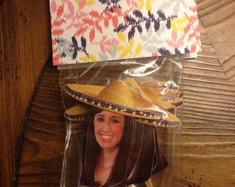 Cinco De Mayo Photo Cupcake Toppers