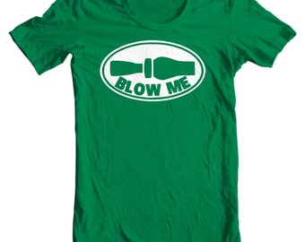 Blow Me - Duck Call - Duck Hunting T-shirt