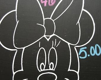 Minnie Head Decal