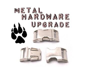 Metal Hardware Upgrade