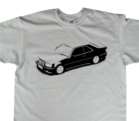 w124 ce coupe t shirt mercedes amg inspired bc234 various. Black Bedroom Furniture Sets. Home Design Ideas