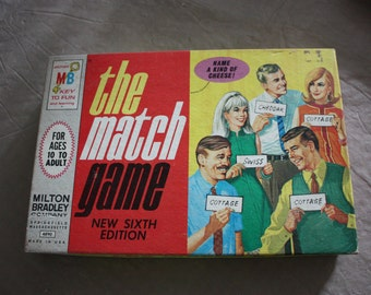 The Match Game New Sixth Edition