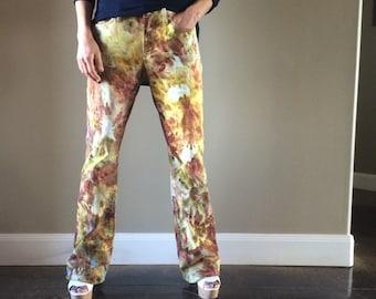 Amazing ice dyed jeans! GAP 1969 size 6 (28)
