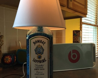 Large 1.75L Gin Lamp