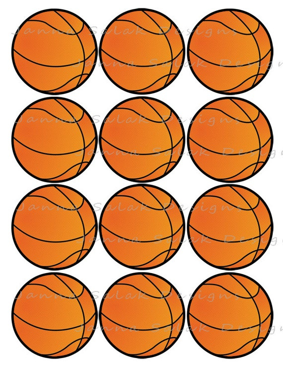 Impeccable image intended for printable basketball