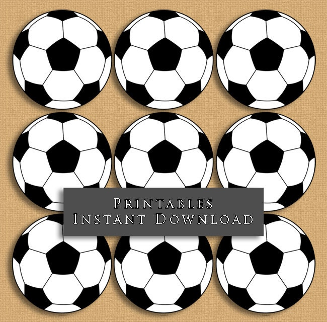 This is a graphic of Unusual Soccer Ball Printable