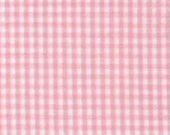 "Pink Gingham, 1/16"" Pink Gingham"
