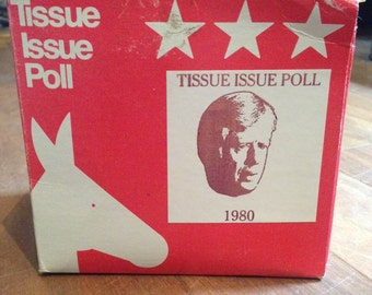 tissue issue poll 1980