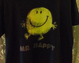 Men's Vintage MR. HAPPY T-Shirt!