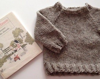 Made to order, ECO pullover