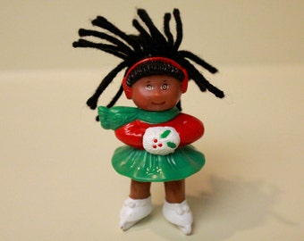 Vintage African American Cabbage Patch Doll Etsy