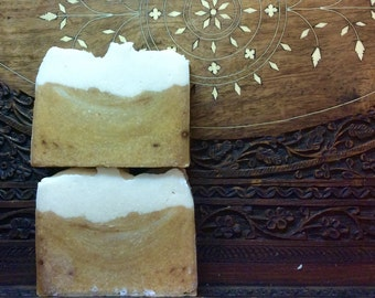 Coconut Lemon Merengue Soap  #BBCS04
