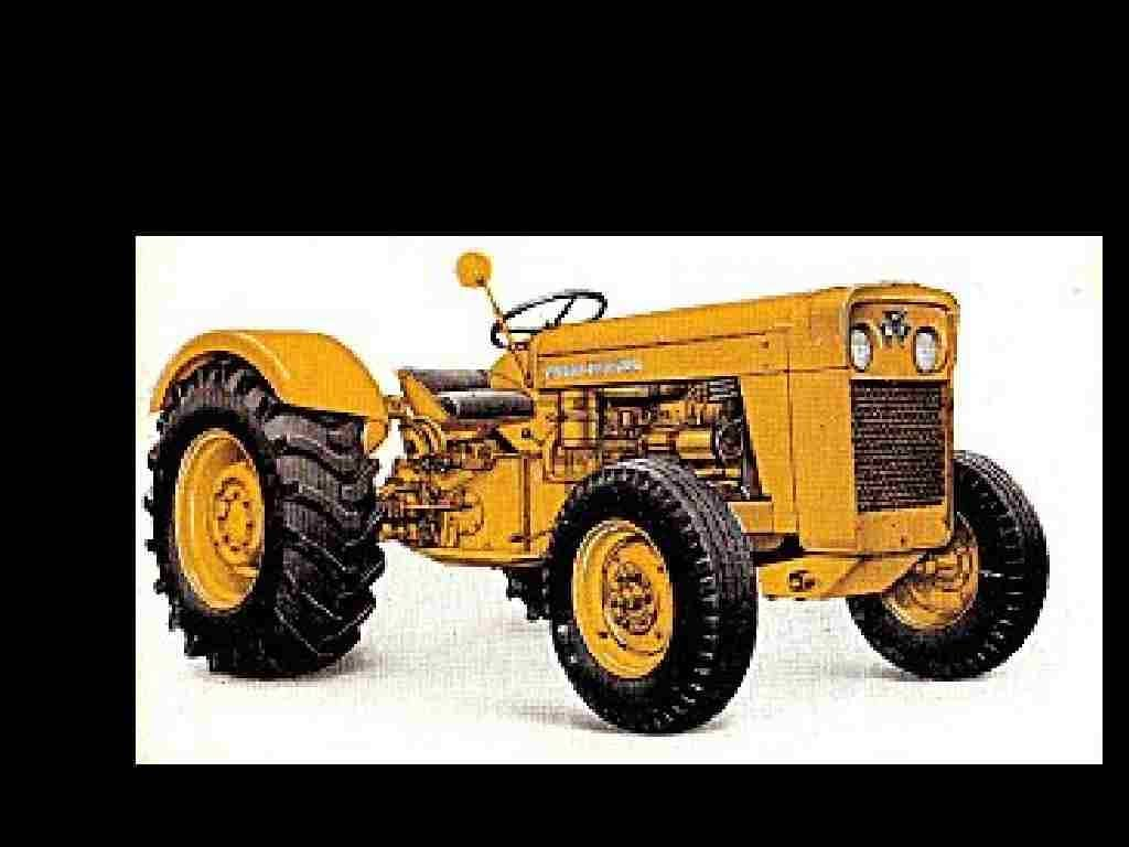 Massey Ferguson Tractor Troubleshooting : Massey ferguson service manual over pgs for