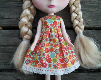 Flower Blythe Dress
