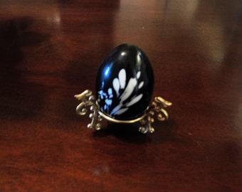Mount St. Helens Ash Handpainted Egg *SALE*