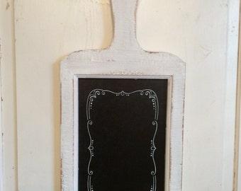 Chalkboard Plank