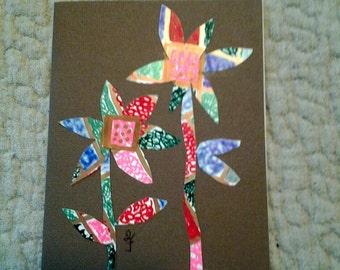 Serendipity quilt cards