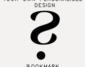 Your Custom Bookmark