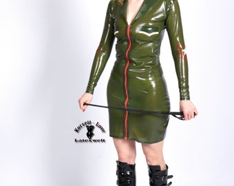 LaTeX uniform dress