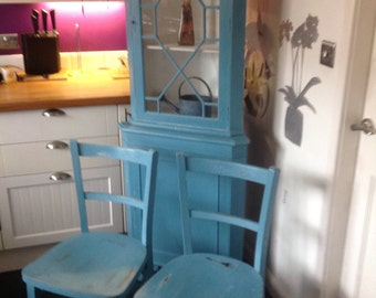 REDUCED!!! Cute pair of chairs